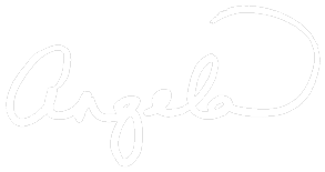 angela kelman signature in white